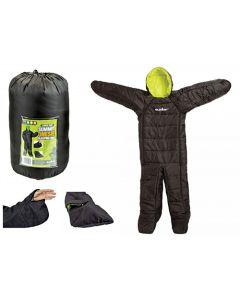 Summit Black  All In One Featherlight Body Sleeping Bag
