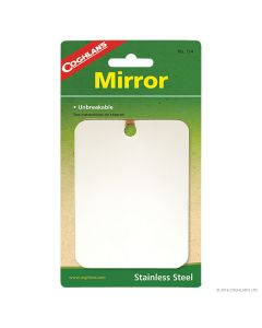 Coghlans Stainless Steel Mirror