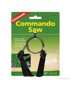 Coghlans Commando Saw - Deluxe Pocket Saw