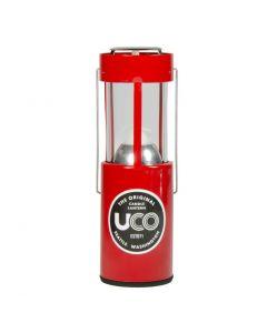 UCO 9 Hour Original Candle Lantern  Red Powder