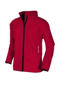 Target Dry Mac In a Sac Kids Jacket - Red Waterproof Breathable Windproof Hood