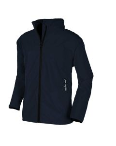 Target Dry Mac In a Sac Kids Jacket - Navy Waterproof Breathable Windproof Hood