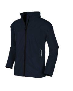 Target Dry Mac In a Sac Kids Jacket - Navy Waterproof Breathable Windproof Hood