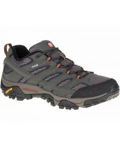 Merrell Mens Moab 2 Gore-Tex Shoe Walking / Hiking Waterproof Breathable Beluga