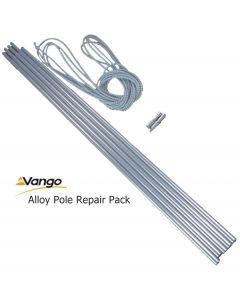 Vango Alloy Tent Pole Repair Set Kit 8.5mm x 55cm