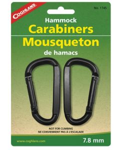Coghlans Hammock Carabiners 7.8MM