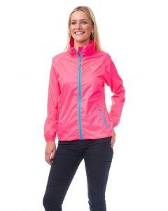 Target Dry Mac In a Sac Neon Pink Jacket