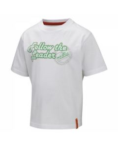 Craghoppers Bear Grylls Kids Follow The Leader T-Shirt White