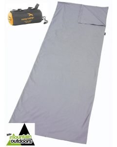 Easy Camp Rectangle / Envelope Shaped Sleeping Bag Liner Polycotton Travel Sheet