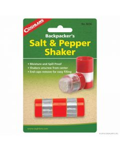 Coghlans Salt & Pepper Shaker