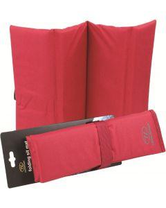 Highlander 3 Fold Sit Mat Red