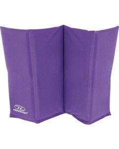 Highlander 3 Fold Sit Mat Purple