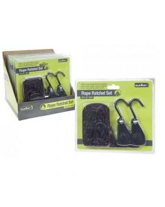 Summit Rope Ratchet Set  (x2)