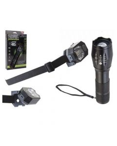 Summit Stormforce Tactical Hi-Power Tactical Light Set 3W Torch & SMD Headlight