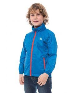 Target Dry Mac In a Sac Kids Jacket Electric Blue