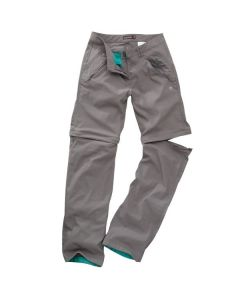 Craghoppers Womens Kiwi Pro Stretch Zip Off Convertable Trousers