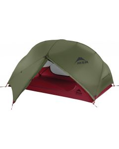 MSR Hubba Hubba NX 2 Person Backpacking Tent Green