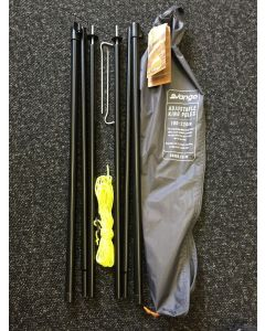 Vango Adjustable King Pole Set(pair) 180-220cm