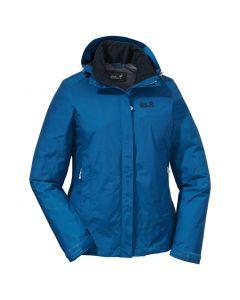 Jack Wolfskin Womens Mountana Jacket Blue