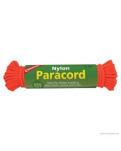 Coghlans Paracord 50FT - Neon Orange