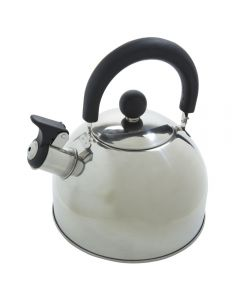 Summit 2L Whistling Kettle Stainless Steel
