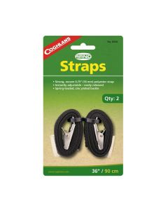 Coghlans Arno Straps 36 Inch 2 Pack