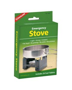 Coghlans Emergency Stove & Solid Fuel Tablets