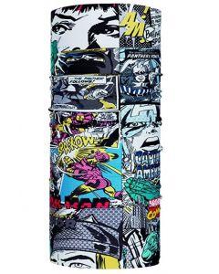 Original Buff Neck Tube Balaclava Bandana Snood Superheroes Comic Pop