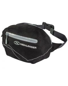 Highlander Tor 4 Waist Pack Black