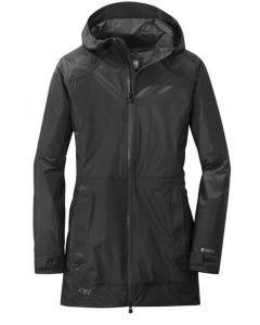 Outdoor Research Women's Helium Traveler Jacket - Black